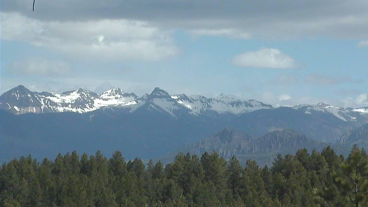 Northern Mountain Range